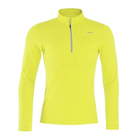 Head Cai Midlayer Men Yellow