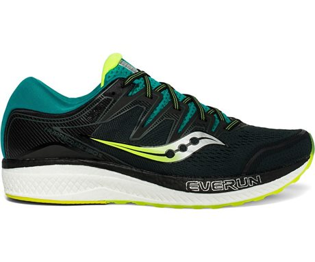 Saucony Hurricane ISO 5 Green/Teal