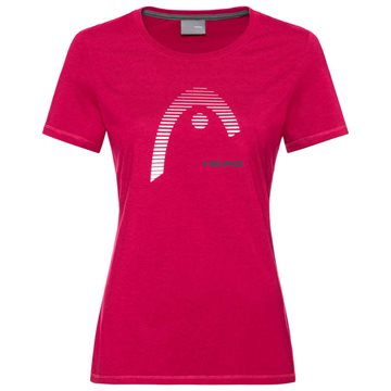 Produkt HEAD Club Lara T-Shirt Women Magenta