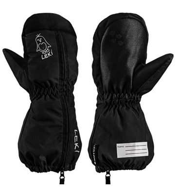 Leki Little Sleeve Mitt black 643889401 19/20