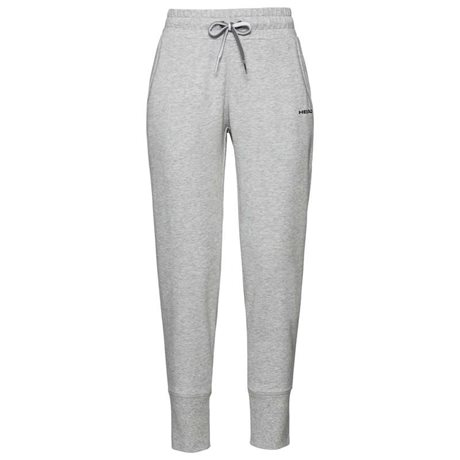 HEAD Club Rosie Pants Women Grey Melange/Black