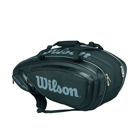 Wilson Tour V 9 Pack Black