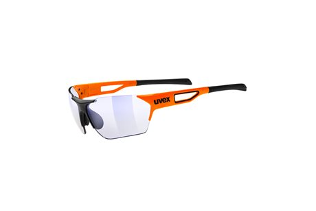UVEX SGL 202 RACE VARIO ORANGE BLACK/BLUE
