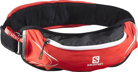 Salomon Agile 500 Belt Set Bright Red 394063