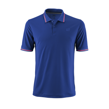 Produkt Wilson M Star Tipped Polo Maz Blue