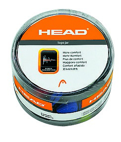 HEAD Logo Jar Box 70ks White