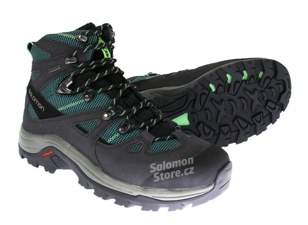 Outdoorová obuv - Dámská obuv Salomon  54bcbf34a36